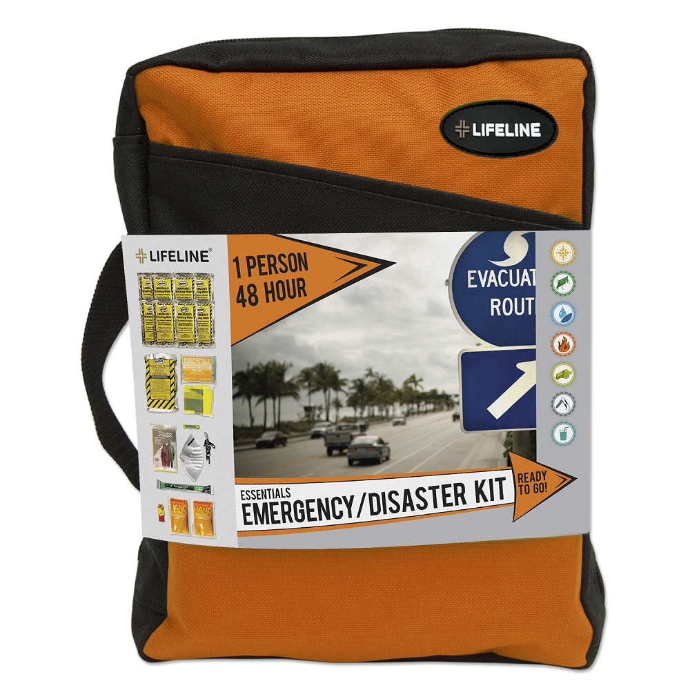 Lifeline emergency disaster kit checklist
