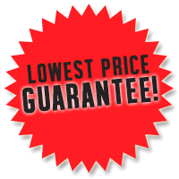Lowest Price Guaranteed!