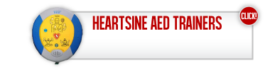Heartsine AED Trainers