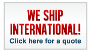 Request an International Shipping Quote!