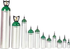 Filling Portable Liquid Oxygen Tank