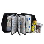 Deluxe Emergency Preparedness Kit. Fabric Case