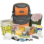 2 Person 3 Day Emergency Survival Backpack (146 Piece)