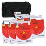 American Red Cross AED Trainer 6-Pack