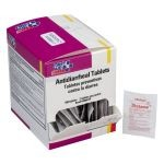 Anti-Diarrhea Tablets - 100 Tablets per Dispenser Box