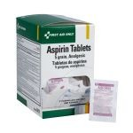 Aspirin (5 Grain) - 250 Tablets per Dispenser Box