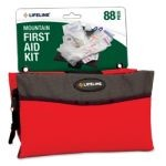 Mountain First Aid Kit (88 Piece)