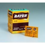 Bayer Aspirin - 100 Tablets per Dispenser Box