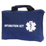 Intubation Kit Bag (Padded, Navy)