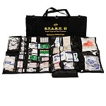 START II Trauma Kit - Black Bag