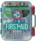 OSHA-ANSI First Aid Center Kit - 326 Piece