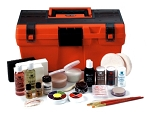 Basic Moulage Training Kit for Emergency Reenactment Professionals