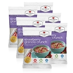 Strawberry Granola Crunch (4 Serv) 6 Pack