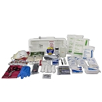 Bleed Control Trauma Management Station - White