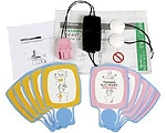 Infant/child AED Training Electrodes Training Set