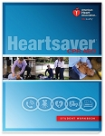 AHA Heartsaver CPR AED Student Workbook