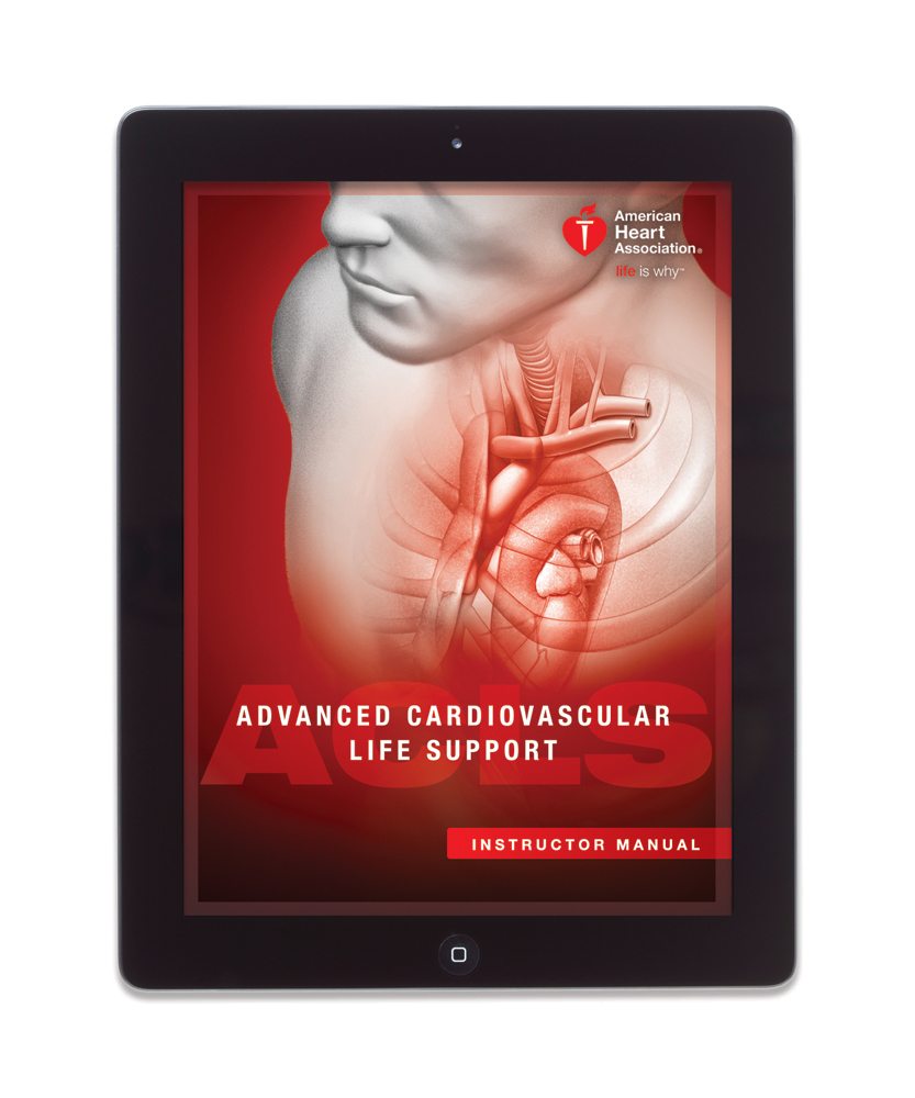 acls instructor manual updated 2015 ebook rh cpr savers com aha bls instructor manual download aha bls instructor manual 2010