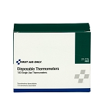 Disposable Thermometers, 100/box