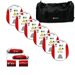 AED Trainer with Multi-Language USB Port & Metronome (6 pack)