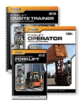 Forklift Operator Training System - Construction (English)
