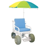 PVC All Terrain Chair