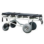 All Terrain Stretcher made from PVC