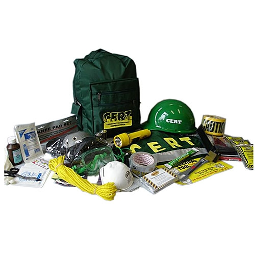 CERT Action Response Unit | CERT2 made by Mayday | CPR Savers and First Aid  Supply