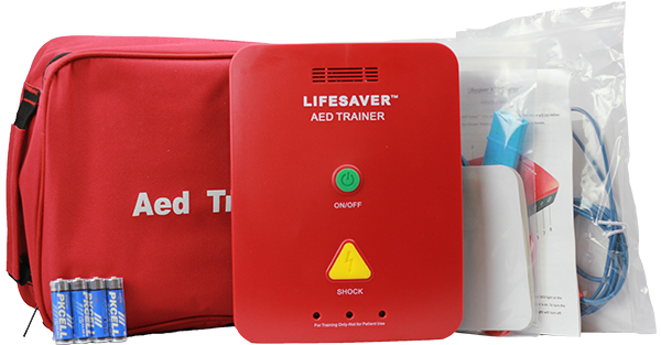 CPR Savers LifeSaver AED Trainer