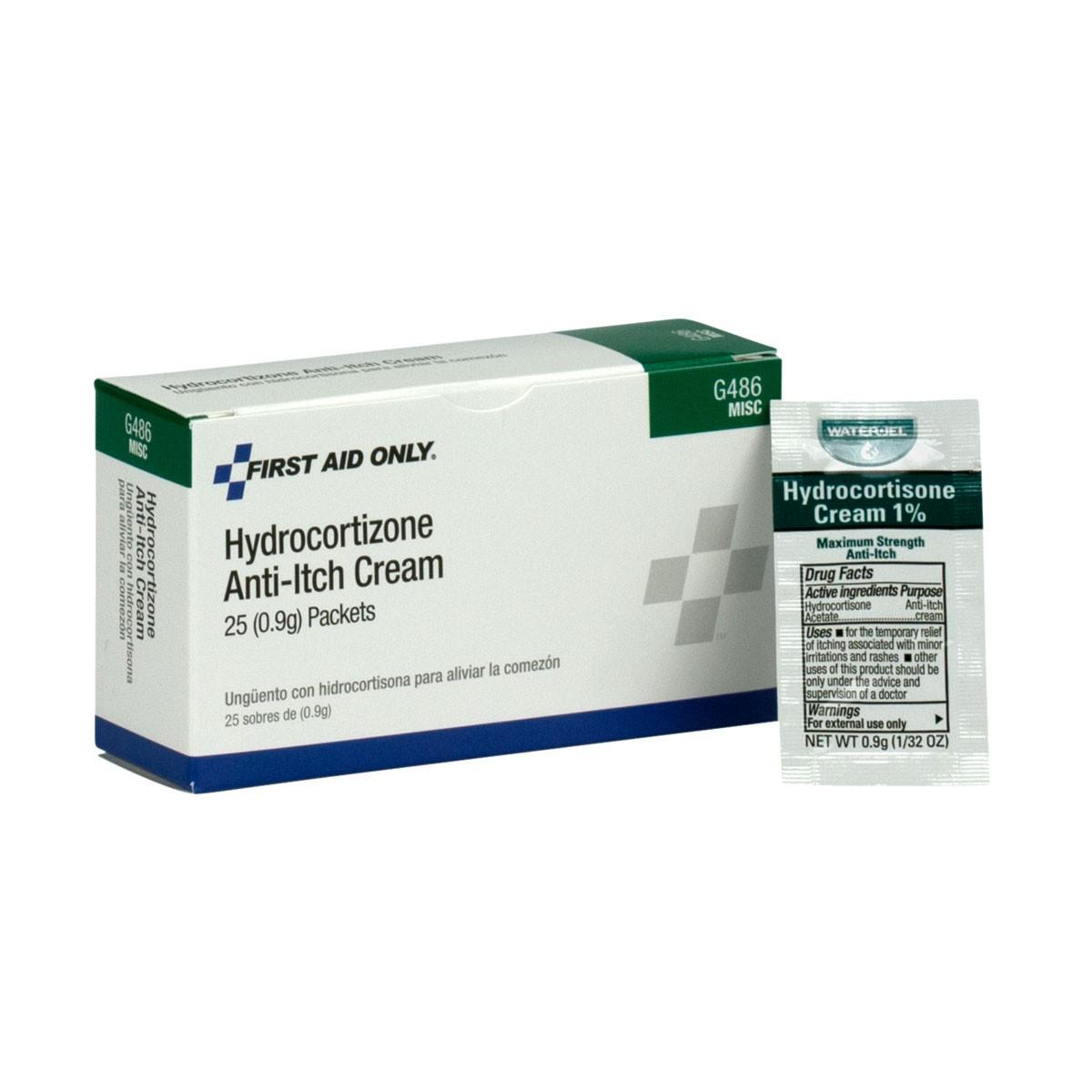 Hydrocortisone Cream (1 0%,  9 gm Pack) - 25 per box