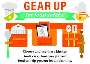 Gear Up for Food Safety
