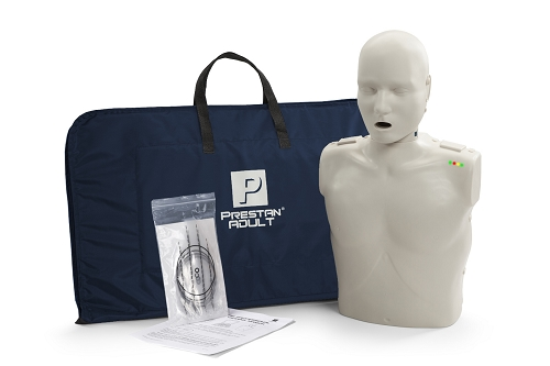 PP-AM-100M Prestan Adult Manikin with monitor