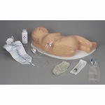 Pediatric Caudal Injection Simulator