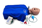 Deluxe CRiSis Manikin Torso with Advanced Airway Management and ECG