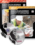 Cal/OSHA Compliance Kit - GI/Const Books/Cd's & Dictionary