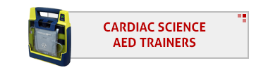 Cardiac Science AED Trainers