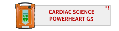 Cardiac Science G5 AED & Accessories
