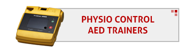 Physio Control AED Trainers