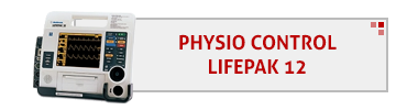 Physio Control LifePak 12 Accessories