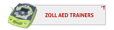 Zoll AED Trainers
