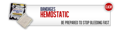 Hemostatic Bandages