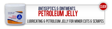 Lubricating & Petroleum Jelly