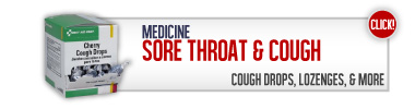 Sore Throat & Cough