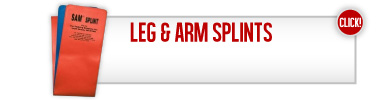 Leg & Arm Splints