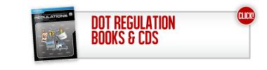 DOT Regulation Books & CDs