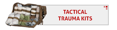 Tactical Trauma Kits