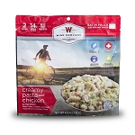 Outdoor Creamy Pasta & Vegetables with Chicken (2 serving pouch)