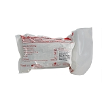 4 Inch Emergency Bandage w/ Mobile Pad - White - 100pk