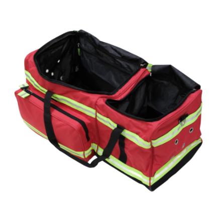 Kemp Firefighter Gear Bag Red