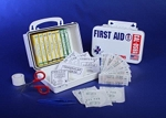 CAL OSHA - 10-Piece (1-5 Persons) Kit