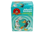 Looney Tunes Bandages - Bugs & Daffy - 3/4